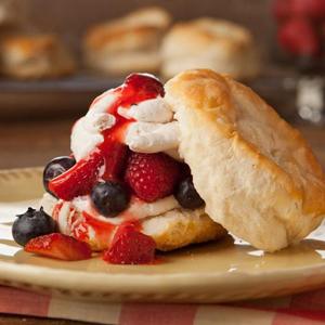 Berry Berry Shortcake